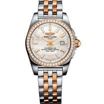 Breitling Galactic C7234853/A791/791C new