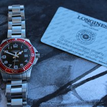 Longines Steel 39mm Automatic L36944596 pre-owned