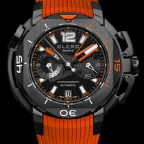 Clerc Hydroscaph L.E. Central Chronograph CHY-585 new