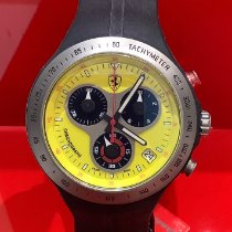 A. Lange & Söhne Titanium 44mm Quartz 02-YW, Ferrari, Chrono,quartz new