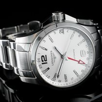 Longines Conquest L3.687.4 2013 pre-owned