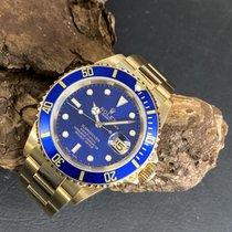 Rolex Submariner Date 16618 2002 occasion