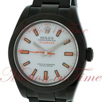 Rolex Milgauss 116400 wo pre-owned