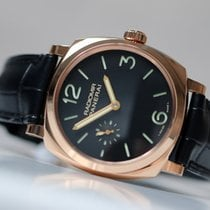 Panerai Radiomir 1940 3 Days Or rose 42mm Noir France, Thonon les bains