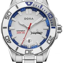 Doxa Steel 46mm Automatic D200SWH new