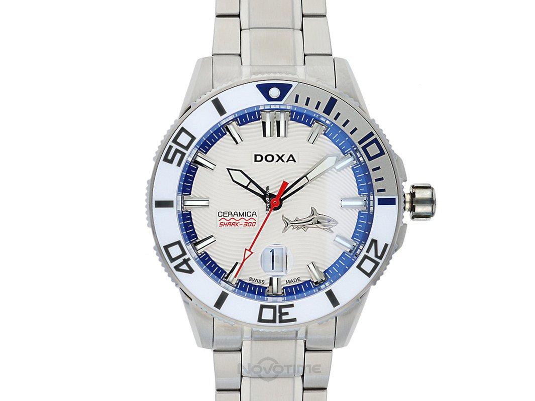 Doxa SHARK CERAMICA eladó 384 916 Ft Trusted Seller státuszú eladótól a  Chrono24-en 07cf521965