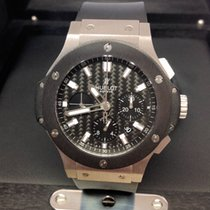 Hublot Big Bang 44 mm Steel 44mm Black No numerals United Kingdom, Wilmslow
