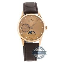 Zenith Elite Ultra Thin Moonphase 18.2310.692/95.C498