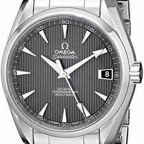 Omega 231.10.39.21.06.001 Seamaster Aqua Terra Men's Co-Axial...