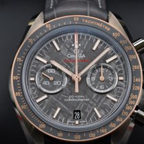 Omega Speedmaster Professional Grey Side of the Moon Meteorite