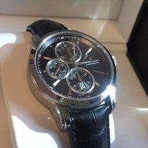 Maurice Lacroix 43mm Automatisch 2007 tweedehands Pontos (Submodel) Zwart