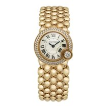 Cartier Ballon Blanc Rose gold 24.2mm Mother of pearl