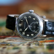 Jaeger-LeCoultre Vintage Cal.469/a Military 1940