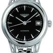 Longines Flagship Steel 26mm Black United States of America, New York, Airmont