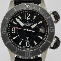 Jaeger-LeCoultre Master Compressor Diving Alarm Navy SEALs Titanium 44mm