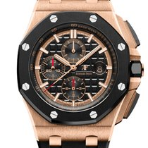 Audemars Piguet Rose gold 44mm Automatic 26401RO.OO.A002CA.02 pre-owned United States of America, New York, New York