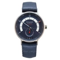 NOMOS Autobahn new Automatic Watch with original box and original papers 1302