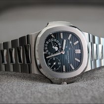 Patek Philippe Steel 40mm Automatic 5712/1A-001 pre-owned Singapore, Reflection At Keppel Bay