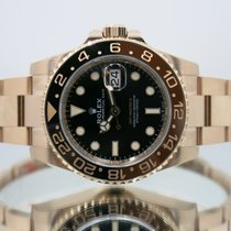 Rolex GMT-Master II with Box and Papers