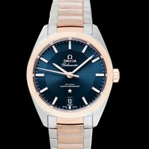 Omega Globemaster new 2020 Automatic Watch with original box and original papers 130.20.39.21.03.001