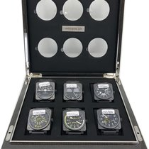 Bell & Ross Steel 46mm Automatic BR01-FLIGHTBOX United States of America, Florida, Naples