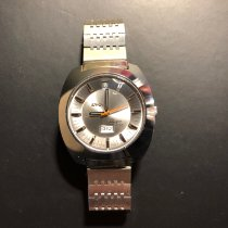 Enicar Steel 38mm Automatic Sherpa pre-owned United States of America, New York, NY