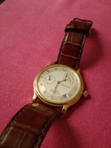 Zenith 30 0240 655 Yellow gold Elite Power Reserve 36mm pre-owned