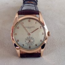 Vacheron Constantin Red gold 33mm Manual winding pre-owned