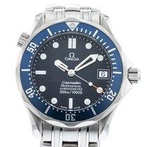 Omega 2551.80.00 Steel Seamaster Diver 300 M 36.2mm