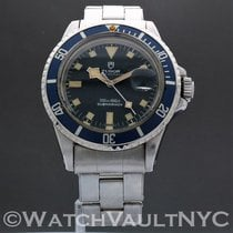 Tudor Otel 39mm Atomat Submariner Snowflake Reference: 7021 Material: Stainless steel 7021 folosit