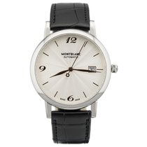 Montblanc Steel 39mm Automatic 113823 new Australia, Melbourne