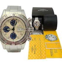Breitling Superocean Chronograph II Steel 42mm Champagne United States of America, North Carolina, Charlotte