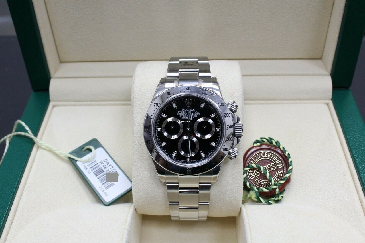 fb9aa3f203ee7 Rolex 116520 | Rolex Reference Ref ID 116520 Watch at Chrono24