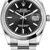 Rolex Datejust Steel 36mm Black United States of America, New York, Airmont