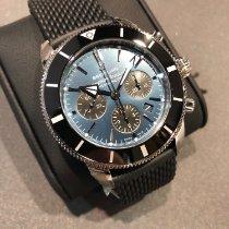 Breitling Superocean Héritage II Chronographe Stahl 44mm Blau Deutschland, Allersberg
