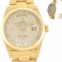 Rolex 1803 Yellow gold Day-Date 36 36mm pre-owned United States of America, New York, Huntington