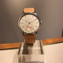 NOMOS Orion Neomatik Steel 36mm Champagne No numerals