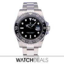 Rolex GMT-Master II 116710LN 2017 pre-owned