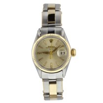 Rolex Oyster Perpetual Lady Date 6517 1963 occasion