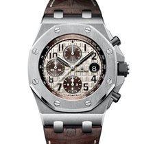 Audemars Piguet Royal Oak Offshore Chronograph 42mm Champagne