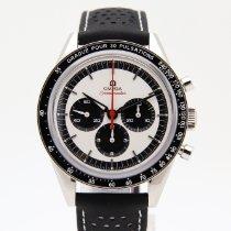 Omega Speedmaster Professional Moonwatch Сталь 39.7mm Белый Без цифр