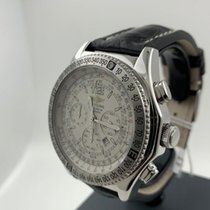 Breitling B-2 A42362 Very good Steel 43mm Automatic