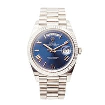 Rolex Day-Date 40 228239 2016 pre-owned