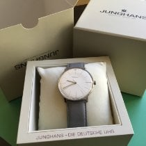 Junghans max bill Automatic Stal 38mm