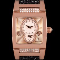 De Grisogono Rose gold 29mm Automatic Instrumentino pre-owned