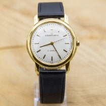 Eterna Yellow gold 35mm Automatic Matic pre-owned