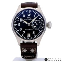 IWC Big Pilot Black