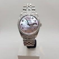 Rolex Datejust 126200 Ungetragen Stahl 36mm Automatik