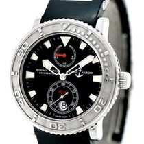 Ulysse Nardin Maxi Marine Diver 263-55-3/92 neu