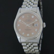 Rolex Datejust Diamonds 16234